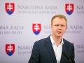 Beblavý vyzval Sulíka, aby skončil s protieurópskou politikou: Jednotná opozícia