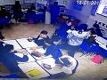 Zábery z bezpečnostnej kamery