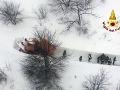 Akcia záchranárov pokračuje: Pod