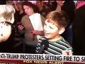 VIDEO Trump to schytal