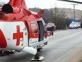 Posádka Vrtuľníkovej záchrannej zdravotnej