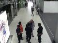 Zábery z kamery z