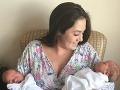 Žena (27) porodila tri deti za jeden rok: Jej manžel zbledol, keď sa to dozvedel