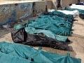 Tragédia na ostrove Lampedusa