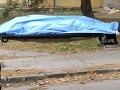 Polícia našla mŕtvolu muža