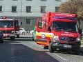 VIDEO Silná víchrica zobrala hasičom spánok: Desiatky výjazdov a jedno úmrtie