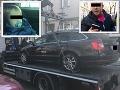 Spoveď šéfa odťahovky v momente príchodu k autu: VIDEO Dieťa zamknuté, otec poriadne vyletel