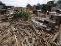 Tragické zosuvy pôdy: Katastrofa