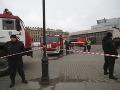 Útok v petrohradskom metre