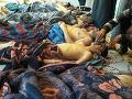 Organizácia pre zákaz chemických zbraní potvrdila nález sarinu po útoku v severnej Sýrii