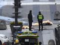 Vyšetrovanie útoku vo Švédku: