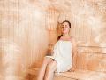V saune v Dunajskej