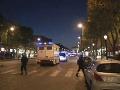 Teroristický útok v Paríži: Pri prestrelke zomreli dvaja policajti, útočník je na úteku!