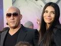 Vin Diesel, Paloma Jiménez