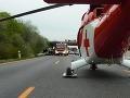FOTO Nehoda audín na