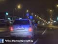 VIDEO Nočná dráma v