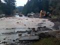 VIDEO katastrofy, sever Slovenska