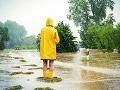 Meteorológovia varujú: Situácia pri Ukrajine sa upokojila, výstraha pred povodňou platí aj naďalej
