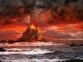 Vedci varujú pred supervulkánom v Európe: Kritické štádium, hrozí že čoskoro vybuchne