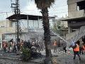 Daeš každým dňom slabne: V sýrskej provincii Homs prišli o posledné mesto