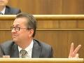 Smerák Glváč kritizuje podozrivú dotáciu: Je v nej zapletená Radičová, expremiérka reaguje