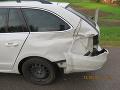Dopravná nehoda v Hatnom:
