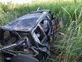 Desivé FOTO tragickej nehody: Michalovčan (†38) nemal v havarovanom vraku šancu prežiť