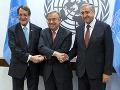 Lídri rozdeleného Cypru sa dohodli na obnovení rozhovorov