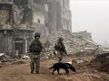 Daeš sa rozpadá: Sýrske vládne jednotky dobyli strategicky významné mesto Suchna