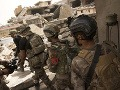 Jedna z posledných bášt Daešu v ohrození: Iracká armáda začala masívnu ofenzívu
