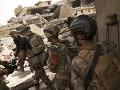 Iracké vládne sily