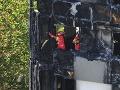 Svedectvo hasiča, ktorý prežil londýnsky požiar: Deti kričali o pomoc, vedeli sme, že nepomôžeme