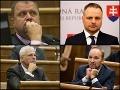Poslanci reagujú na naháňačku policajtov a smrť Tomáša (†17): Streľba mala byť posledná voľba
