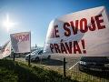 Richter aj Kollár podporujú štrajk vo Volkswagene: Firma je v patovej situácii