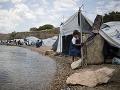 Úspešný útek šikovných migrantov: Z tábora sa vyparilo 20 členov etnickej menšiny