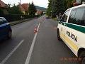FOTO Nehoda v Nitre,
