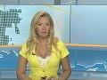 2013: Adriana Kmotríková na televíznych obrazovkách