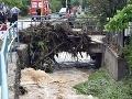 Hladiny riek na východe veľmi neklesli: Výstraha pred povodňami stále platí