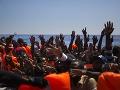 Migranti hľadajú nové cesty do Európy: Nápor pocítia tieto krajiny!