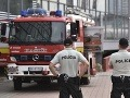 Opustená budova v bratislavskej Rači sa ocitla v plameňoch: Na mieste zasahujú už hasiči