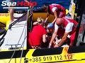 Horor v Chorvátsku! Slováka (37) prešiel motorový čln, život mu zachránila šťastná náhoda
