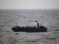 Extrémisti tiahnu na námorný boj proti migrantom: Chcú prekaziť ich prevoz do Talianska