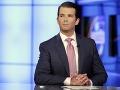 Trumpov syn pred senátnym výborom: Dlhé hodiny vypočúvania za zatvorenými dverami