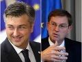 Chorvátsko a Slovinsko sa opäť nedohodli: Spor o hranice zostáva nevyriešený