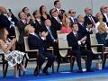 VIDEO Na Deň dobytia Bastily bolo na čo pozerať: Macron oslavoval s Trumpom a oboma armádami