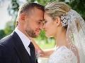 Prvá oficiálna FOTO manželov Gáboríkovcov: Takto vyzerali ženích a nevesta!