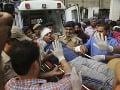 Na ostreľovanie medzi indickou a pakistanskou armádou v Kašmíre doplatila nevinná rodina