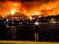 Hrozná situácia v Chorvátsku: Požiare naďalej sužujú krajinu, šíri sa neznesiteľný zápach