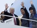 Donald Trump, Šinzo Abe