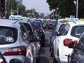Chorvátski taxikári majú toho plné zuby: Protestujú proti Uberu, narušili dopravu pri letoviskách